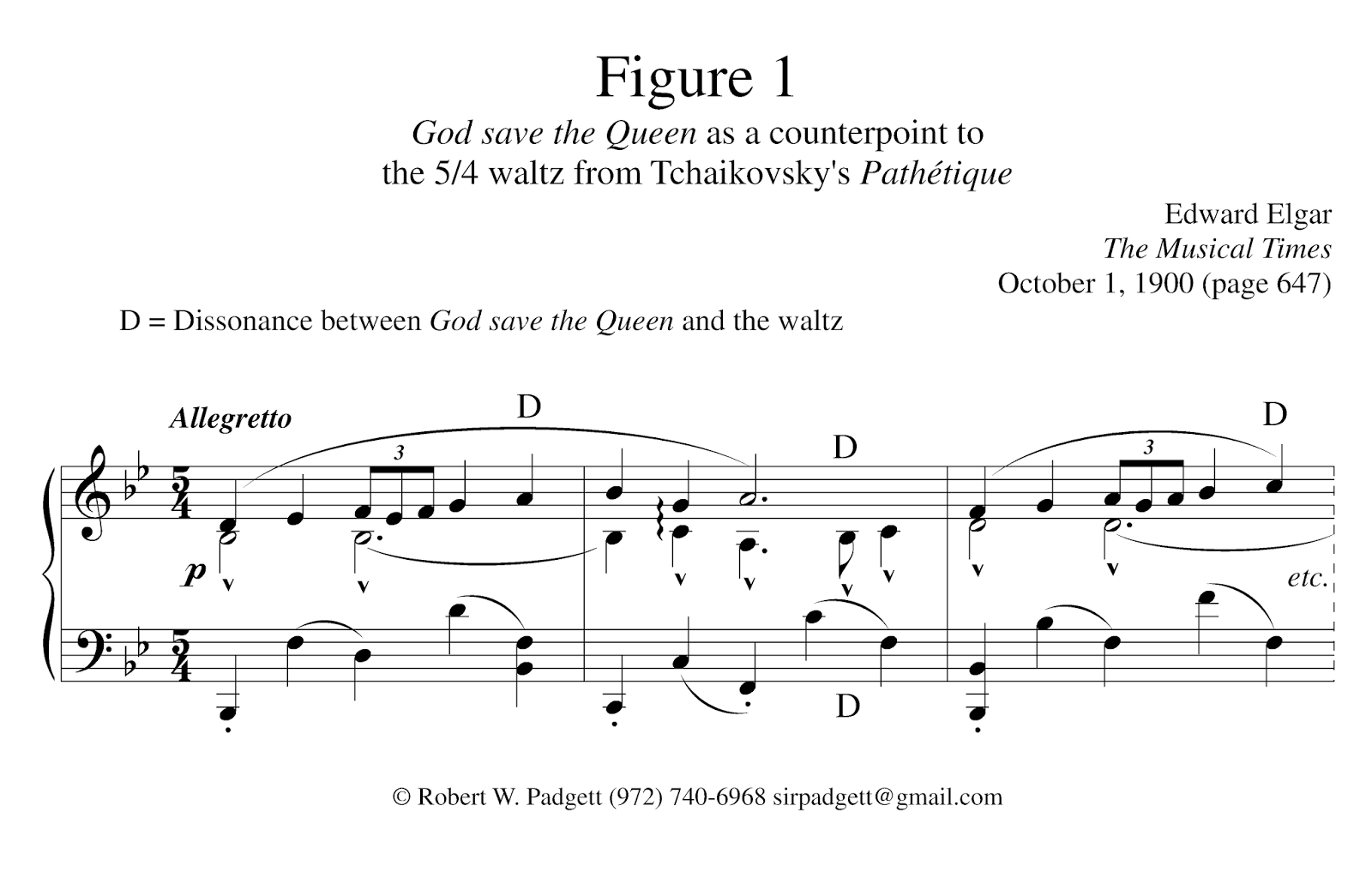 Clive McClelland – Elgar's Enigmas Exposed